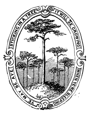 royal forestry badge