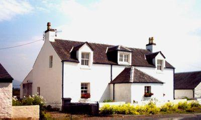 south ledaig farmhouse