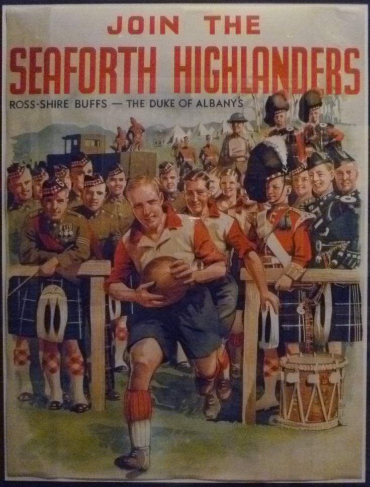 Seaforth_Highlanders_recruiting_poster
